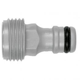 Cút ren ngoài ống 13mm Gardena 00921-50 - Nhập khẩu Đức