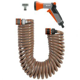Bộ vòi tưới cây kèm dây co giãn 10m Gardena 04647-20- Nhập khẩu Đức