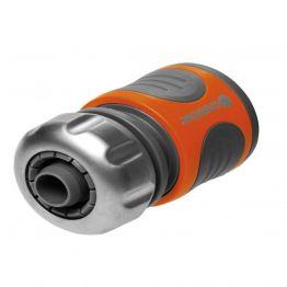 """Cút nối ống 1/2""""(13mm) bằng kim loại Gardena 08166-50"""