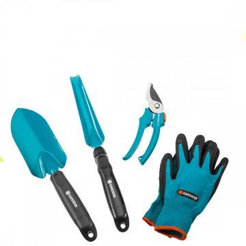 Bộ dụng cụ làm vườn chuyên nghiệp Gardena 08965-20