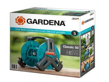 Lô cuộn dây tưới treo tường gardena 08007-20 - Nhập khẩu Đức
